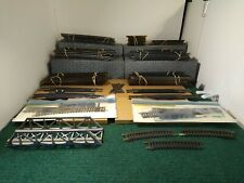 Bachmann Tyco Atlas Ahm Ho Track Lot 116total Pieces Used