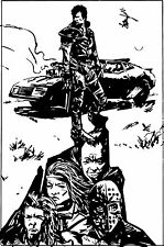 Sticker Mad Max 102 - 57x86 cm