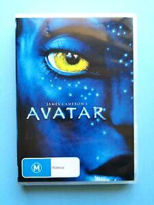 Avatar 🎬 DVD Region 4 PAL 🎬