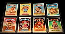 1985 GPK Garbage Pail Kids - Original Series 2 - OS2 Card - Lot of 8 Cards