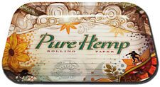 """Pure Hemp Small 7"""" x 11"""" Cigarette Roll-Your-Own Rolling Paper Tray - 953"""