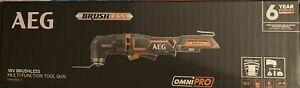 AEG 18v Brushless Multitool Combo Offer