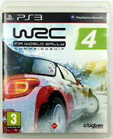 WRC 4 Fia World Rally Championship - Playstation 3 / PS3 - PAL FR
