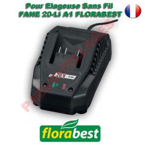 FLORABEST® Chargeur Rapide PARKSIDE Pour FAHE 20-LI A1