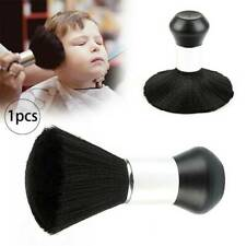 Professional Hairdressing Black Stylist Barbers Salon Hair Cut Neck Duster Brush