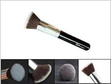 NUOVO FLAT Top Buffer in legno Liquid Foundation/Bronzer/Powder Makeup Brush UK