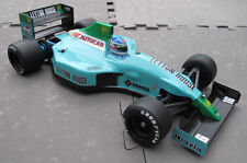 1/10 1990 Leyton house CG901 F1 RC Car Body + Decal Set for Tamiya F103 F104W