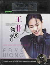 Faye Wong  王菲  匆匆岁月 + Greatest Hits 3 CD 45 Songs HQCD Good Quality HiFi