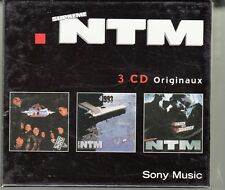 COFFRET 3 X CD    *N.T.M*