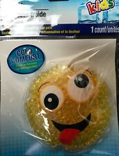 "Assured Reusable KIDS Cold Pack Compress ""Emoji Happy"" new in package"