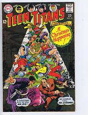 Teen Titans #13 DC Pub 1968