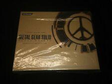 KONAMI METAL GEAR SOLID PEACE WALKER 1974 Set Konami Style PSP 3000 DISPLAY BOX
