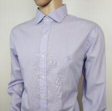 """Ralph Lauren Mens Dress Shirt Pale Purple Size 17 - 43 Chest 48"""" XL RRP£109"""