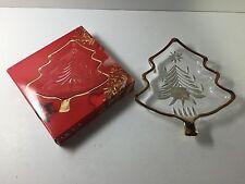 "MIKASA TREE GOLD SWEET DISH, 5"".   WY156/803"