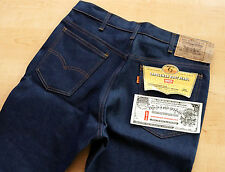 VINTAGE DEADSTOCK LEVI'S SADDLEMAN BOOT JEANS SZ.34! WORKWEAR,MADE IN USA,501