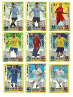 Match Attax England 2014 World Cup Trading Cards Man of the Match MOTM (241-267)
