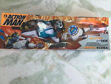 ACTION MAN ARCTIC DIVER ULTRA RARE COLLECTABLE MINT BOX VERY COOL Unopened