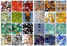Tumbled Gemstone Natural Crystal Amethyst Tigers Eye Agate Tourmaline Quartz 5g