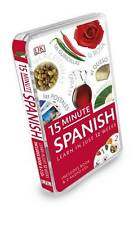 15-Minute Spanish by DK (Mixed media product, 2013)