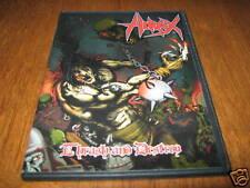"HIRAX ""Thrash and Destroy"" DVD  destruction kreator"
