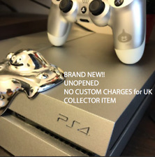 For SALE IN UK: PS4 DRAGON QUEST METAL SLIME LIMITED EDITION CONSOLE (NEW)