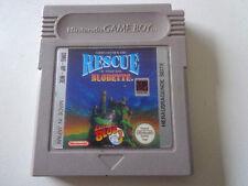 GameBoy Spiel - The Rescue of Princess Blobette (PAL) (Modul)