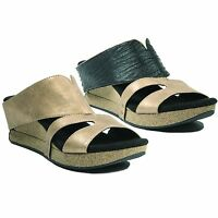 3333e8fd6db5 Modzori Hilara Women s Size 10 Mid Wedge Reversible Wedge Sandal ...