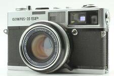 【EXC5+ READ】Olympus 35 SP 35mm Rangefinder Film Camera G.Zuiko 42mm f/1.7 JAPAN