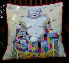 Ehrman Designer KAFFE FASSETT Tapestry needlepoint Chart BUDDHA cushion