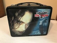 THE CROW 2001 NECA Limited Edition Metal Lunchbox 3688/5000- No Thermos