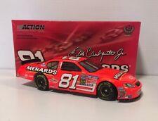 DALE EARNHARDT JR 2005 #81 MENARD'S NASCAR DIECAST RACE CAR 1/24