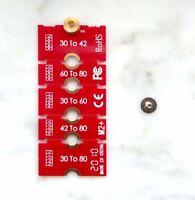 NGFF NVMe M.2 SSD Verlängerung   2230 -> 2242 -> 2260 -> 2280 -> 22110   Neu