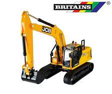 Britains JCB 220 X LC Digger Excavator x Series Die Cast Model Toy 1:32 No 43211