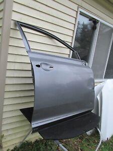 OEM 2010-15 LEXUS RX350 PASSENGER SIDE FRONT DOOR SHELL.
