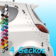 Autocollant gekko lézard gecko voiture sticker 20x10 cm voiture moto scooter vélo