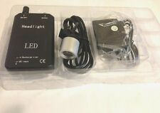 2018 Portable LED Head Light Headlight for Surgical Binocular Optical Loupe USA