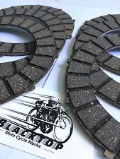 Triumph BSA Friction Clutch Plates OEM #57-4763 (Set of 6)