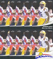 (10)Derrius Guice 2018 Leaf Draft #2 Limited Edition FIRST EVER ROOKIES Redskins