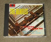 The Beatles - Please Please Me (CD, 1987, Capitol/Parlophone)