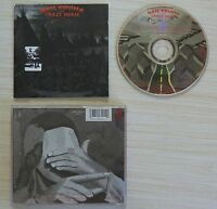 CD ALBUM BROKEN ARROW - CRAZY HORSE NEIL YOUNG 8 TITRES 1996 MADE IN GERMANY