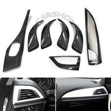 Dry Carbon Fiber Interior Trim Control Dash BMW F20 F21 1 Series F22 2 Series