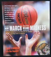 John Wooden 2006 How March Became Madness Autographed Signed Hardcover Book