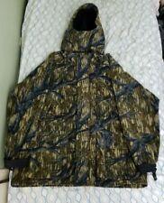 Vintage Browning Hydro Fleece Goretex Camouflage Camo Hunting Jacket 3XL XXXL