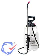 Toolland Pulverizador de presión 5L Cinturón Sistema de bombeo Fertilizante