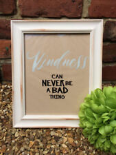 Unbranded Plastic Frame unpersonalised Photo & Picture Frames