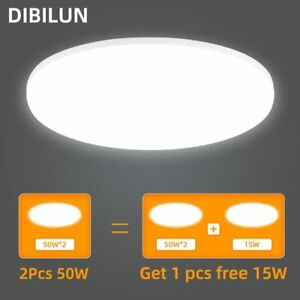 Ultra Thin LED Ceiling Lights 15/20/30/50W Modern Surface Mounted Led Panel
