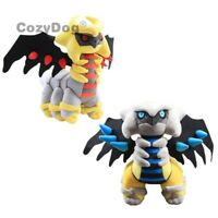 2pcs Giratina & Shiny Giratina Plush Toy Stuffed Animal Doll 12'' Kids Gift