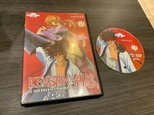 Kenshin The Samurai Warrior DVD Vol 2 Series Of TV Episodes 4-6