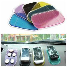 5Pcs Universal Sticky Pad Anti-Slip Mat Gel Dash Car Mount Holder for Cell Phone