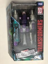 Transformers: Earthrise War for Cybertron Decepticon Snapdragon Sealed Free Ship